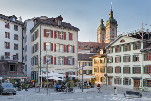 Pic-o-bello Platz St.Gallen